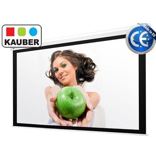 Ekran elektryczny blue label focus 200 x 113 cm 16:9 marki Kauber