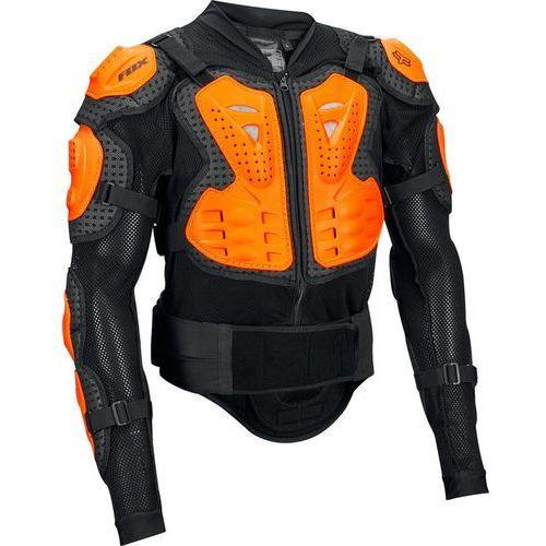 Fox Titan Sport Ochraniacz Mężczyźni pomarańczowy/czarny M 2018 Ochraniacze pleców