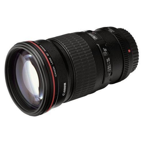 Obiektyw ef 200 mm f/2.8l ii usm (2529a015) darmowy odbiór w 21 miastach! marki Canon