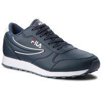 Sneakersy - orbit low 1010263.29y dress blue marki Fila
