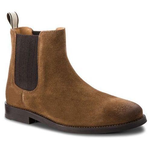 Sztyblety - max 17653892 tabacco brown g42 marki Gant