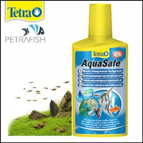 aquasafe 50ml marki Tetra
