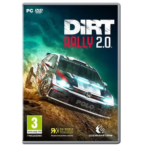 OKAZJA - DiRT Rally (PC)