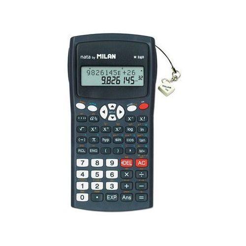Kalkulator Milan naukowy 240 funkcji czarny, WIKR-921334