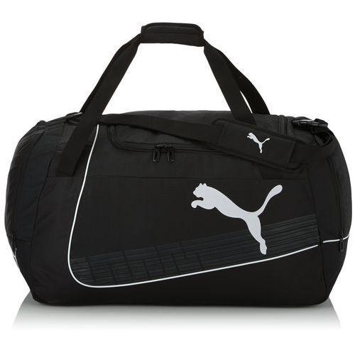 Puma evopower medium torba sportowa black/white (4056204114698)