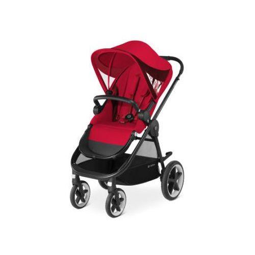 Cybex gold wózek spacerowy balios m rebel red-red (4058511219165)