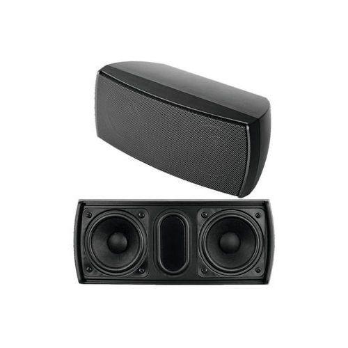Głośnik ścienny Omnitronic 11036906, Kolor: czarny