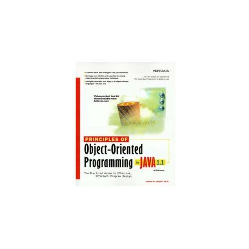 Principles of Object-Oriented Programming in Java 1.1 (9781583482186)