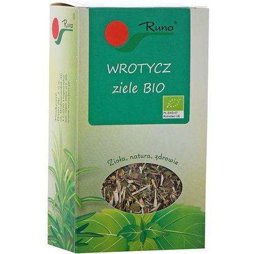 OKAZJA - 50g wrotycz ziele bio marki Runo