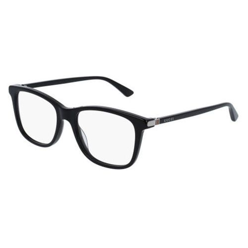 Okulary korekcyjne gg0018o 001 marki Gucci