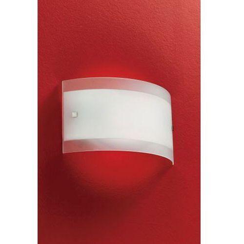 Linea light Plafon mille biały- wiśnia 310 1 x 46w żarówka led gratis!, 1045