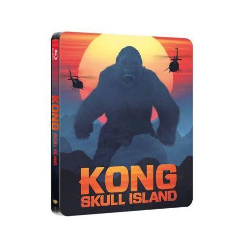 Galapagos Kong: wyspa czaszki 3d. steelbook (2bd) (7321996346372). Najniższe ceny, najlepsze promocje w sklepach, opinie.