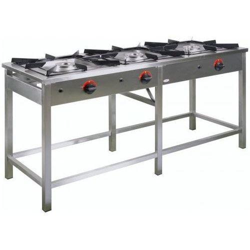 Kuchnia gazowa 3-palnikowa tg 330.ii marki Egaz