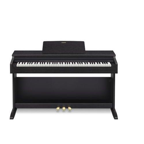 ap 270 pianino elektroniczne, czarne marki Casio