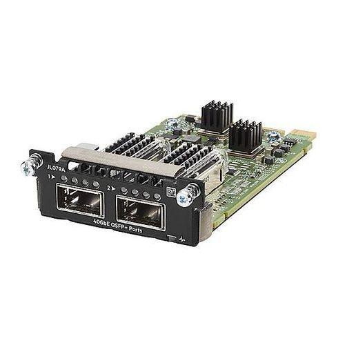 Aruba 3810M 2QSFP+ 40GbE Module JL079A