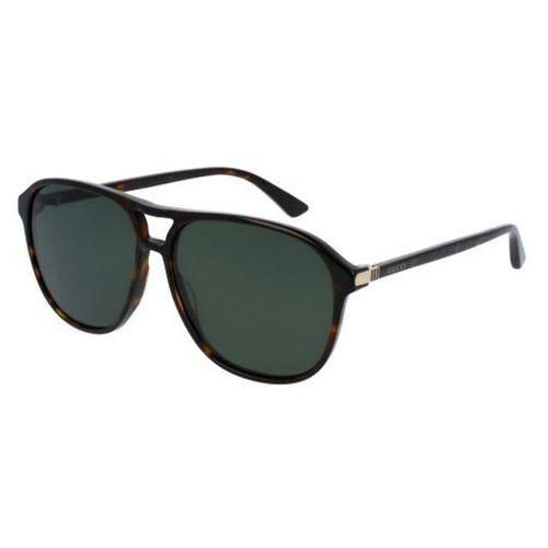 Okulary słoneczne gg0016s polarized 007 marki Gucci
