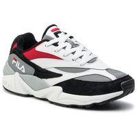 Sneakersy FILA - V94M Low 1010718.008 Black/White/Fila Red