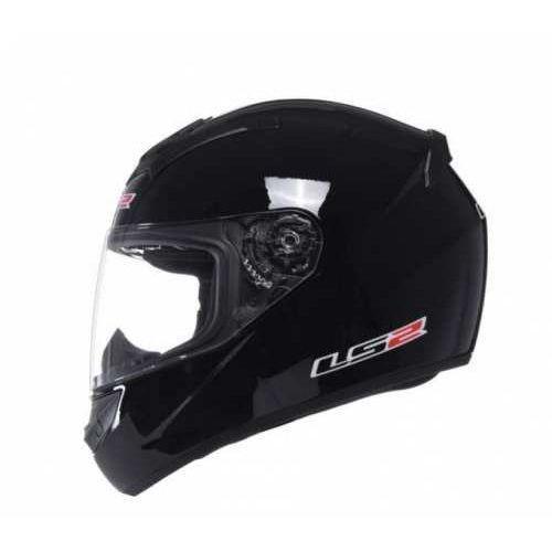 Kask single mono ff352 czarny-połysk / black gloss nowy model 2 !!! marki Ls2