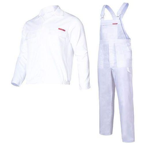 Lahti pro Komplet bluza + spodnie białe xl(188/108-112) quest
