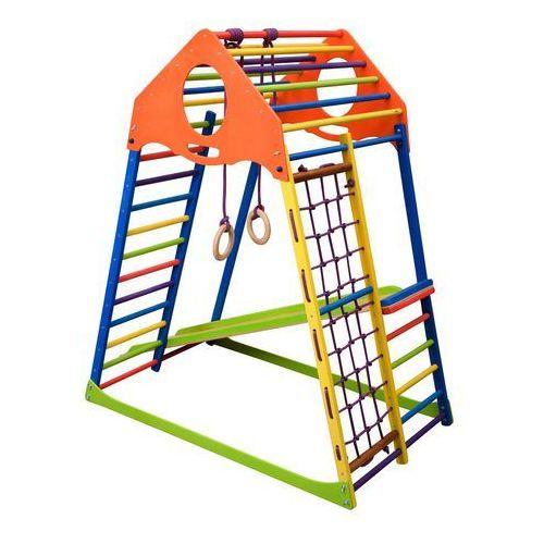 Insportline Wielofunkcyjny plac zabaw dla dzieci kindwood set (8596084058300)