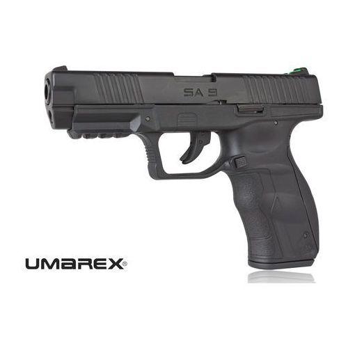 Wiatrówka pistolet sa9 kal. 4,5mm bb blow back marki Umarex