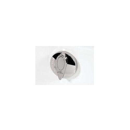 Excellent Syfon wannowy automatyczny Oval 57 cm AREX.1511CR do wanien standardowych, AREX.1511CR