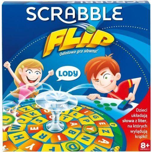 Gra MATTEL Scrabble Flip