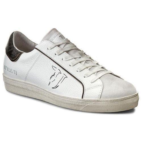 Sneakersy TRUSSARDI JEANS - 77S040XX 12, w 3 rozmiarach