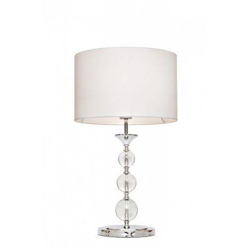 Zuma line Lampa stołowa rea biała bzl, rlt93163-1w