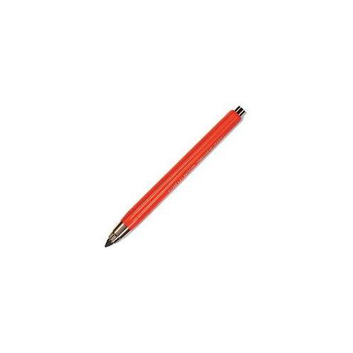 Ołówek automatyczny 5,6mm 12cm Versatil Kubuś CZERWONY 5347 (8593539606192)