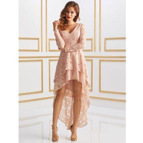Sukienka Shelly w kolorze różowym ()
