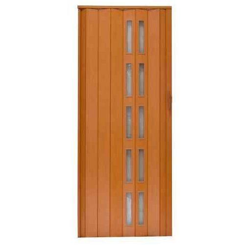 Gockowiak Drzwi harmonijkowe 005s 243 jabłoń mat 90 cm