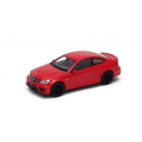 Welly Mercedes-benz c63 amg coupe 1/34 (5902002052399)