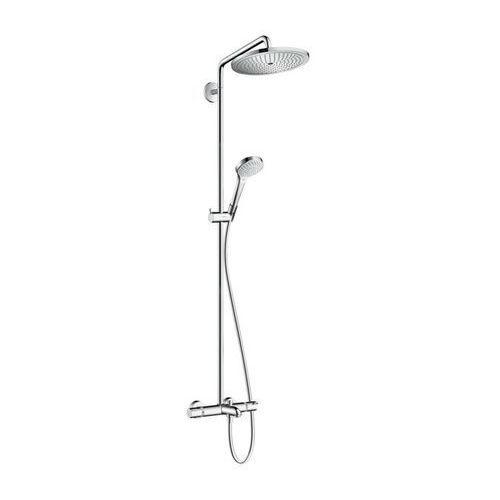 Hansgrohe Croma Select S 280 zestaw prysznicowy 1jet chrom 26792000 (4011097801698)