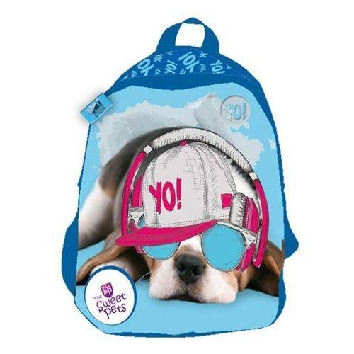 Plecak mały - Pies The Sweet Pets (5901276078678)