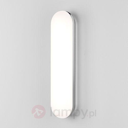 Altea – chromowany kinkiet LED do łazienki