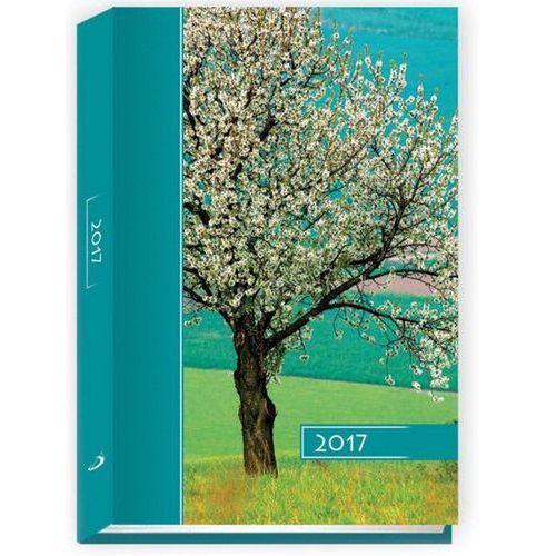 Terminarz 2017 B6 kolor - drzewo - sprawdź w wybranym sklepie