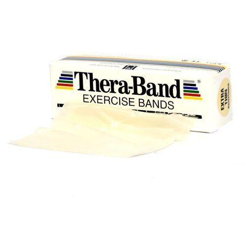 Thera band taśmy rehabilitacyjne, długość: 1,5 m, opór taśmy: bardzo słaby marki Thera - band