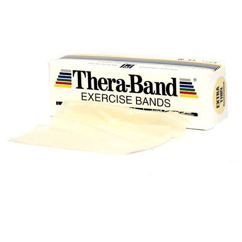 Thera - band Thera band taśmy rehabilitacyjne, długość: 5,5 m, opór taśmy: bardzo słaby