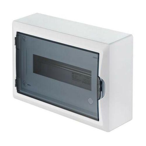 Elektro-plast nasielsk Rozdzielnica 1x12 natynkowa ip40 2503-01 economic-box elektro-plast (5902012986554)
