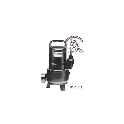 Jung pumpen Pompa zatapialna us 253 d(s) 400v do wody z zanieczyszczeniami do 40mm