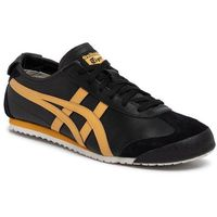 Sneakersy ASICS - ONITSUKA TIGER Mexico 66 1183A201 Black/Honey Gold 001