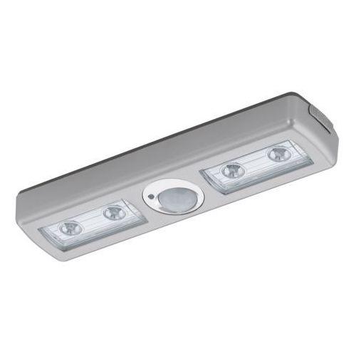 Eglo Kinkiet baliola 94686 lampa oprawa ścienna 4xled srebrna (9002759946869)