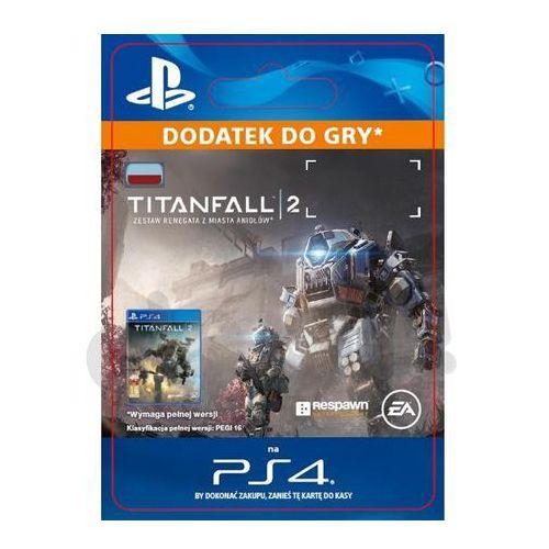 Titanfall 2 - zestaw renegata z miasta aniołów [kod aktywacyjny] marki Sony