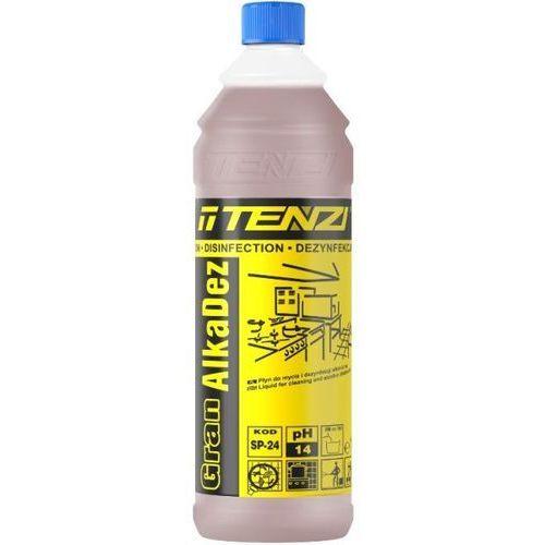 Środek do mycia i dezynfekcji alkaicznej alkadez marki Tenzi