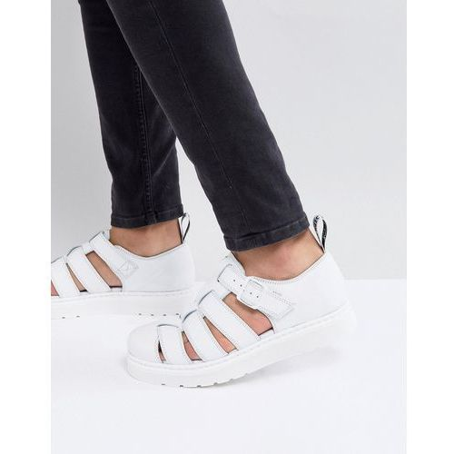 vibal closed sandals in white - white, Dr martens