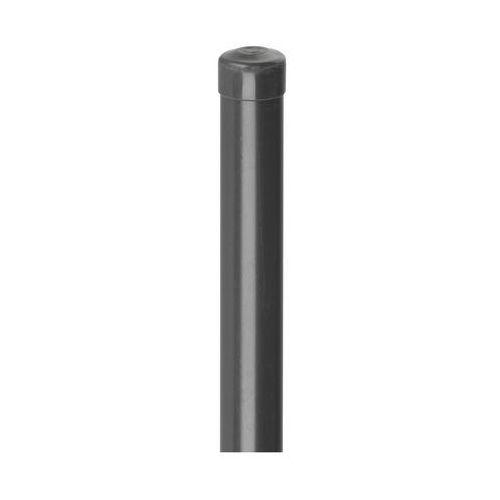 Słupek ogrodzeniowy do siatki 4,2 x 200 cm antracytowy marki Arcelor mittal