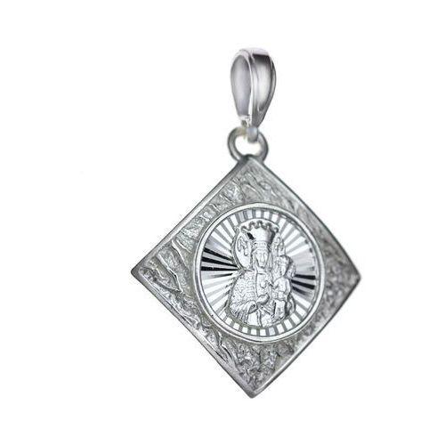 medalik ,srebro satynowane 925, 095951