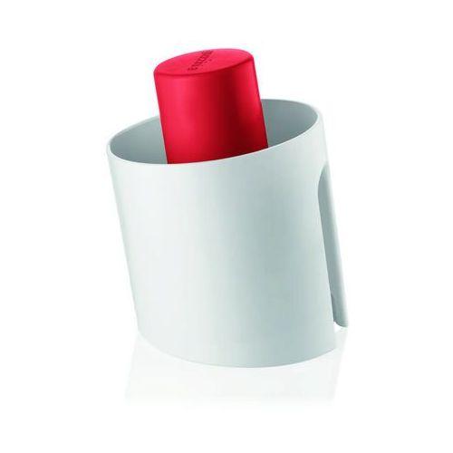 Wyciskarka do cytrusów z tłokiem kitchen active design czerwona marki Guzzini