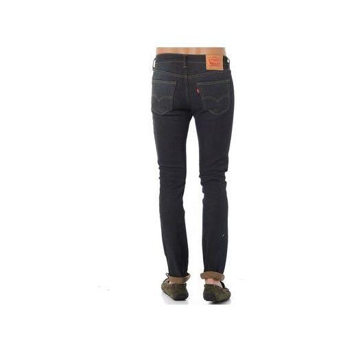 Spodnie Levi's 510 Skinny Fit 05510-0314, bawełna